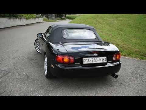 1999 Mazda MX-5 NB Start