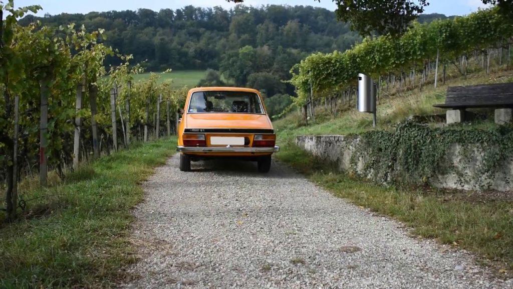1977 Renault 12 TL Start